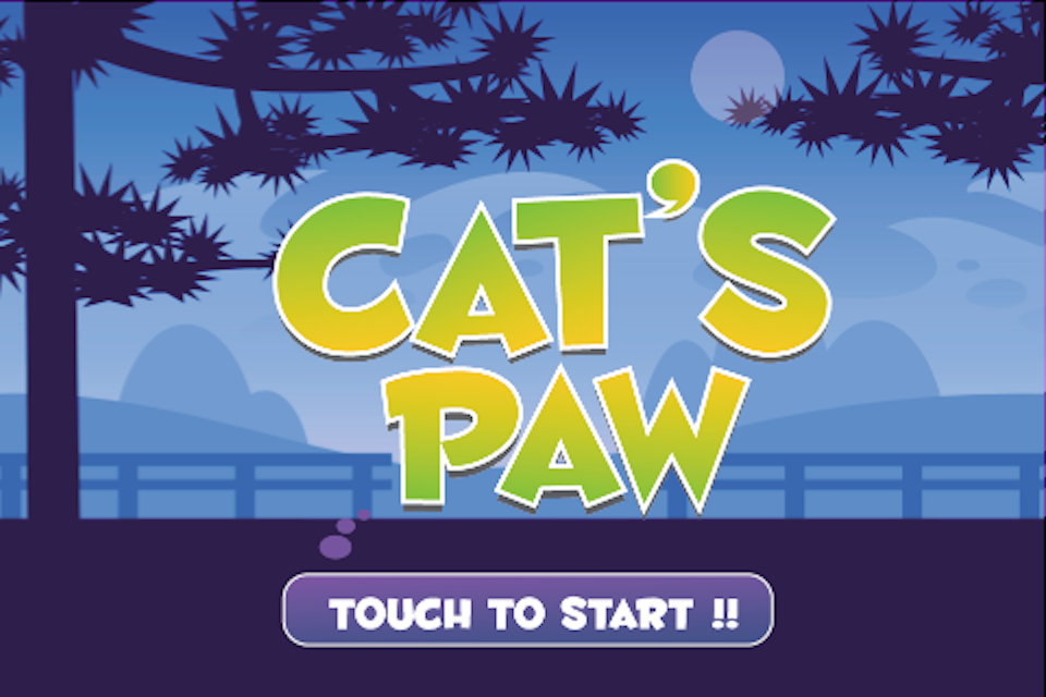 Screenshot Cat's Paw